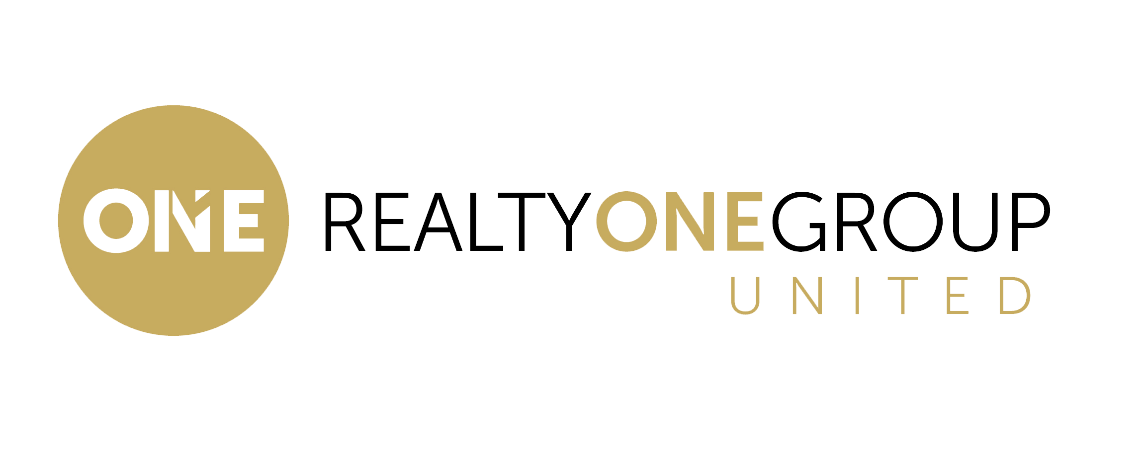Realty One Decal new black tranSparent